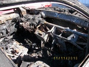 Vehicle Fire – Palm Springs Blvd, 11-10-10