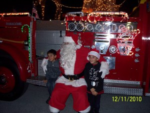 Christmas In The Park 2010