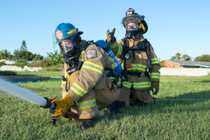 Training a Probationary member