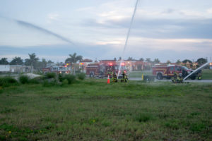 Fire Attack Drill